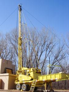 Schaefer Well drilling equipment